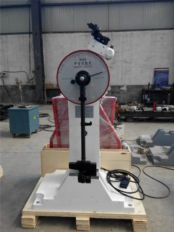 Digital Display Pendulum Impact Tester
