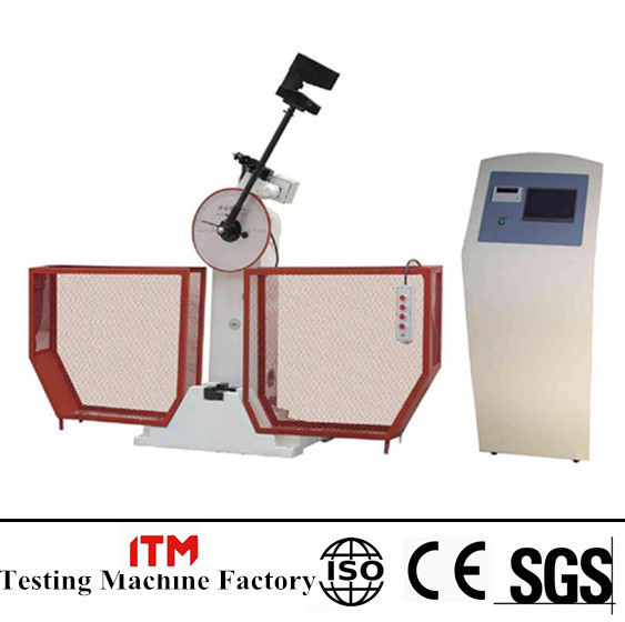 metal materials dynamic load impact testing machine