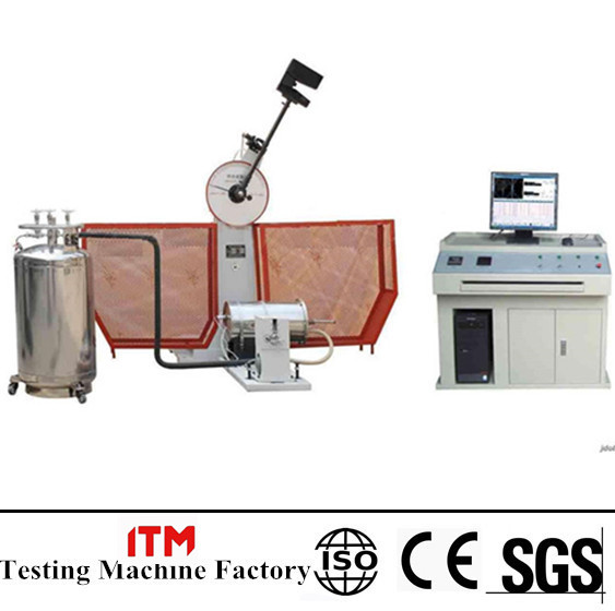 charpy impact test machine specifications