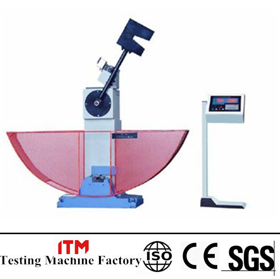 Digital Display Pendulum Impact testing machine