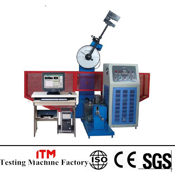 JBDW-300 Computer Screen Display Pendulum Impact Testing Machine with super low temperature chamber