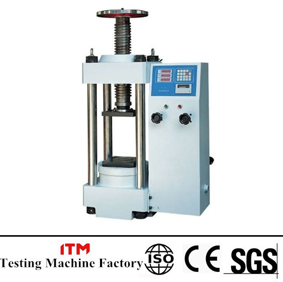 compression testing machine manufacturer