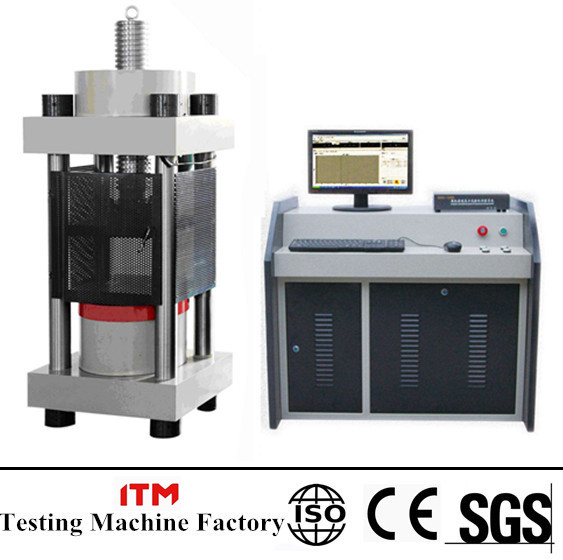 compression testing machine price