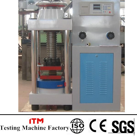 compression testing machine pdf