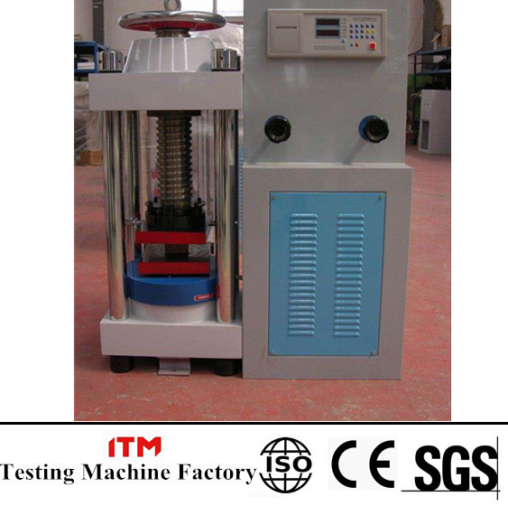 compression testing machine specification