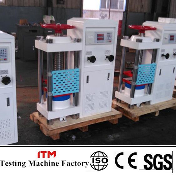 used compression testing machine