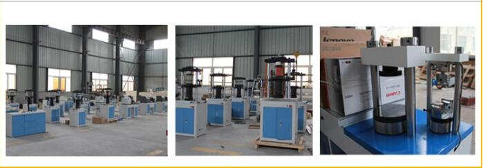Used Concrete Compression Testing Machine For Sale